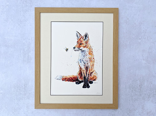 'Willow & Bea' Limited Edition Giclée Print