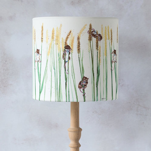 Field Mouse Cream Lampshade