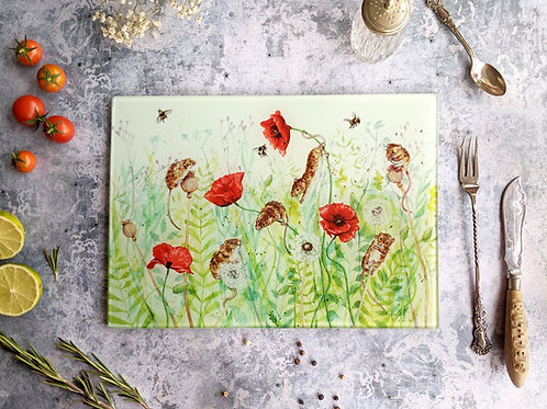 Mice and Poppies Placemat