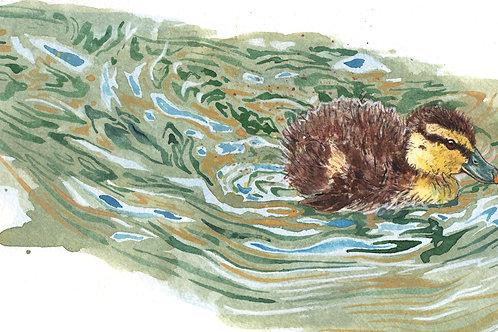 'Ophelia' Original Painting