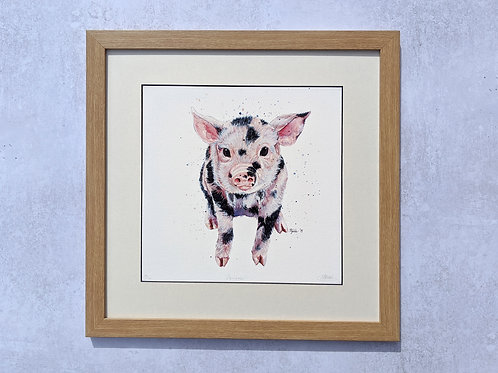 Squiggle Limited Edition Giclée Print