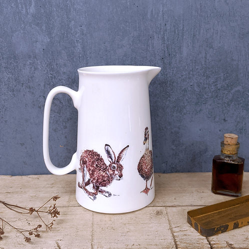 Wildlife Country Kitchen Jugs