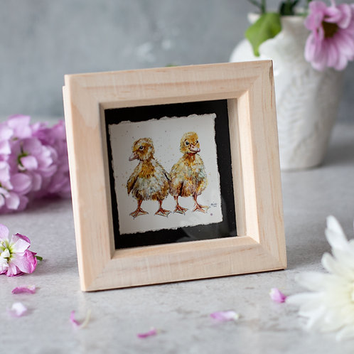 Lemon & Drizzle Mini Box Frame