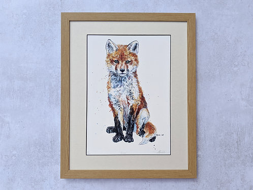 Ginger Limited Edition Giclée Print