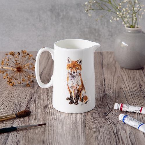 Fox Milk Jug