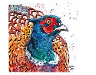 Pheasant Head