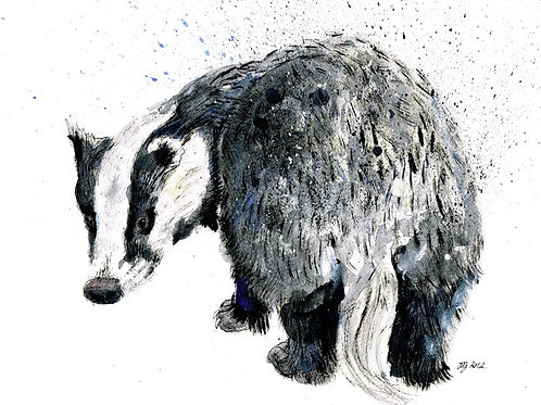 'Does My Bum Look Big in This?' Giclée Print
