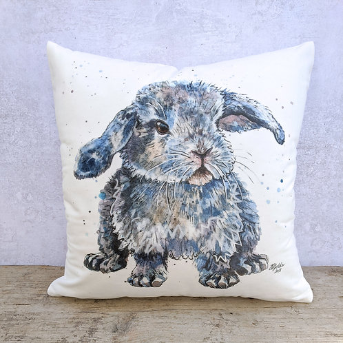 Boris the Bunny Soft Cushion