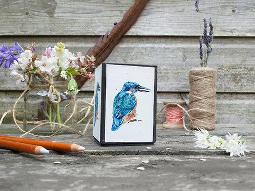 Kingfisher Tealight
