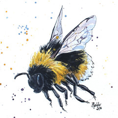Big Fat Bee