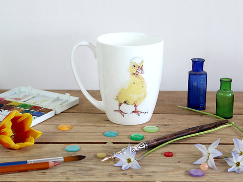 Duckling Bone China Mug