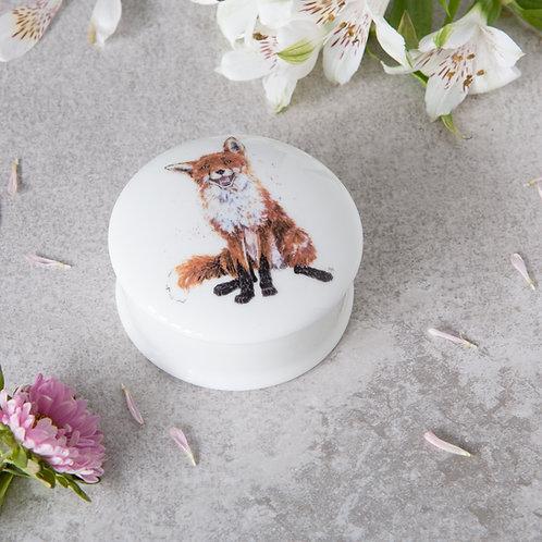 Fox Trinket Dish