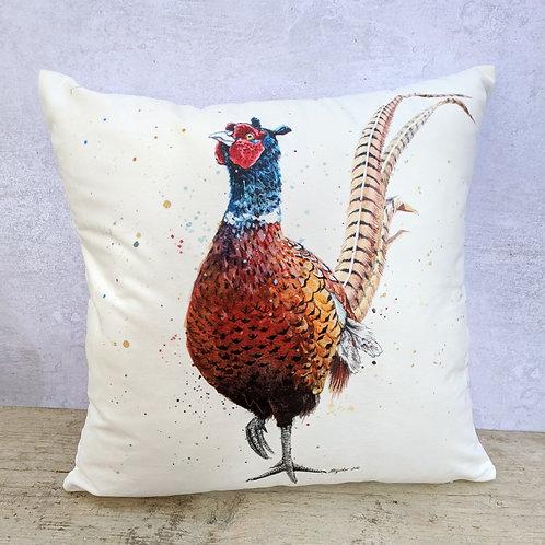 Pheasant Soft Cushion