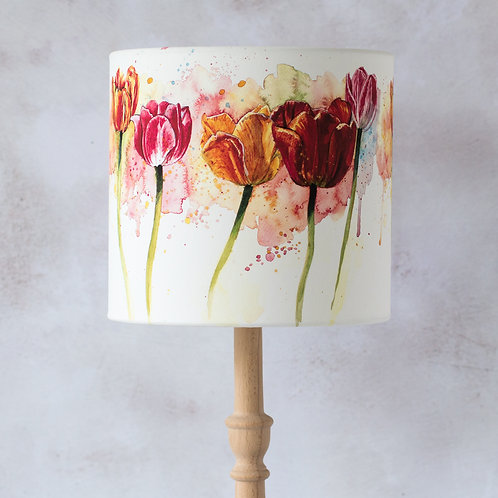 Tulip Rainbow Lampshade