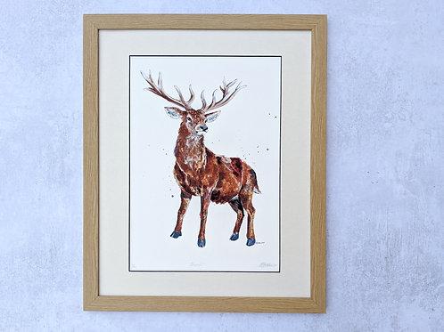 Majesty Limited Edition Giclée Print