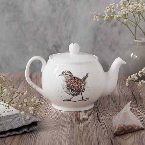 Wren Mini Teapot