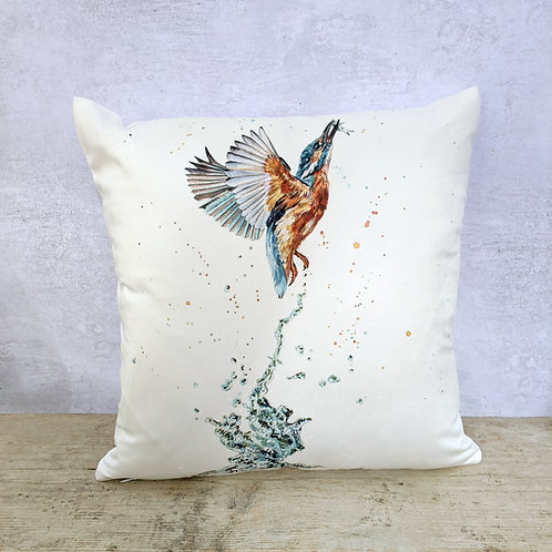 Kingfisher Soft Cushion