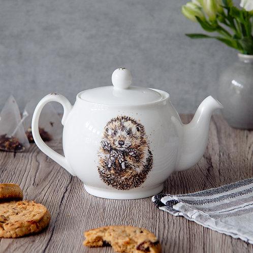 Hedgehog Mini Teapot