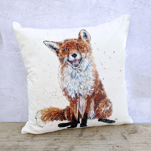 Happy Fox Soft Cushion