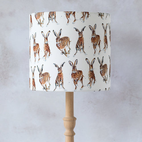 Hares Lampshade