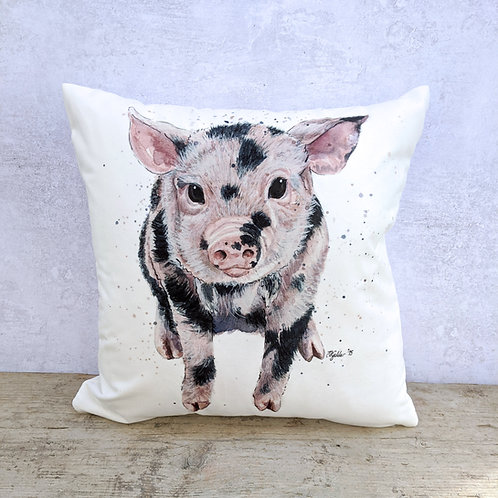 Squiggles the Piglet Soft Cushion