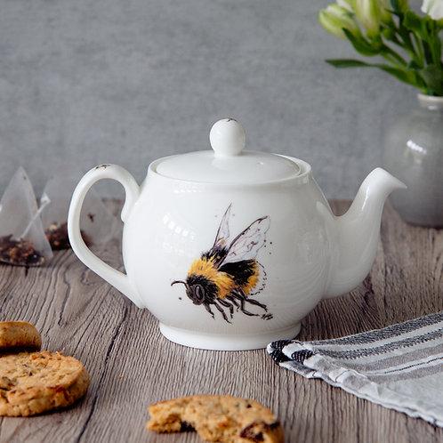 Big Fat Bee Mini Teapot
