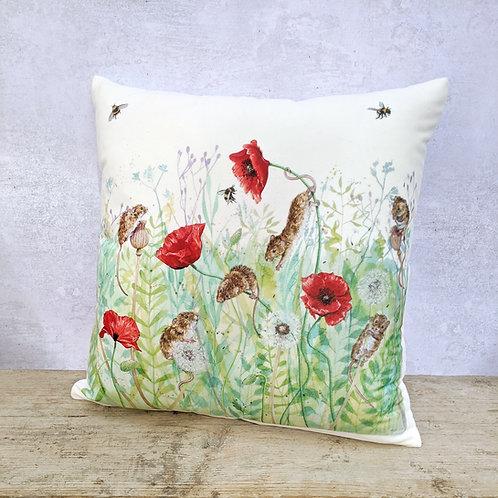 Hide and Squeak Soft Cushion