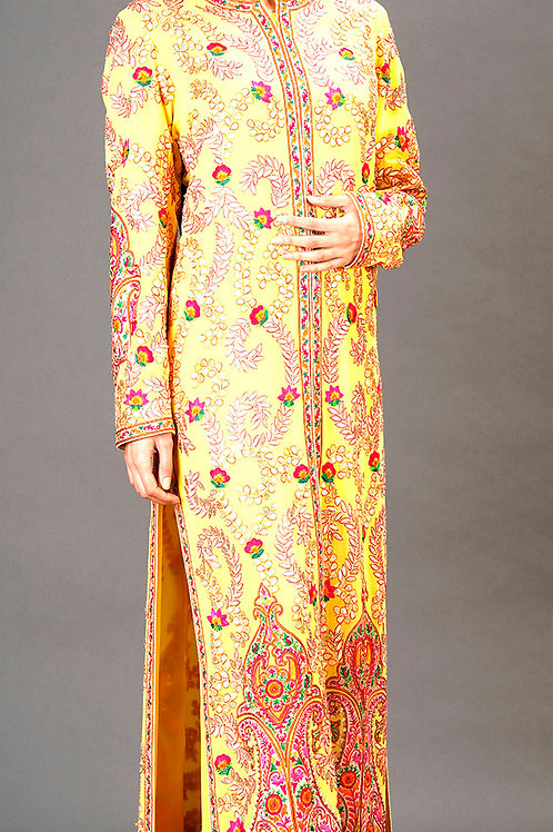 Yellow Kurta Suit