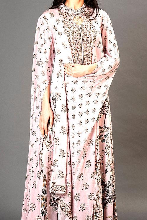 Mayyur R Girotra - Blush Pink Suit
