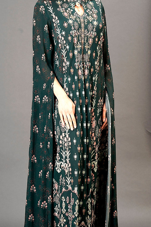 Mayyur R Girotra - Green  Suit