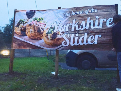 The home of the Yorkshire slider