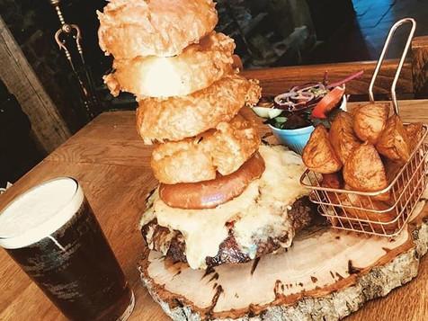 Kilo burger