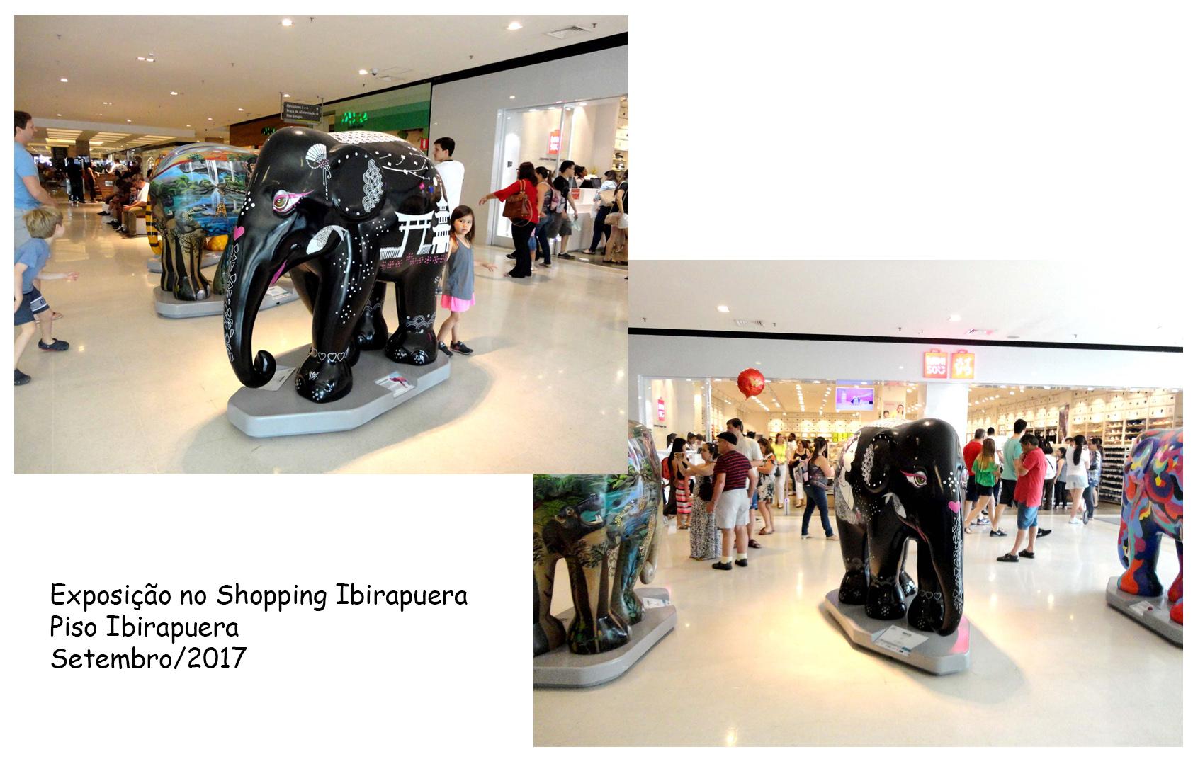 Exposição Shop. Ibirapuera