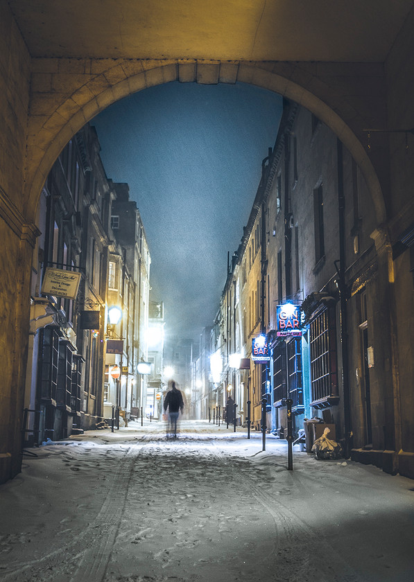 Queen Street Blizzard