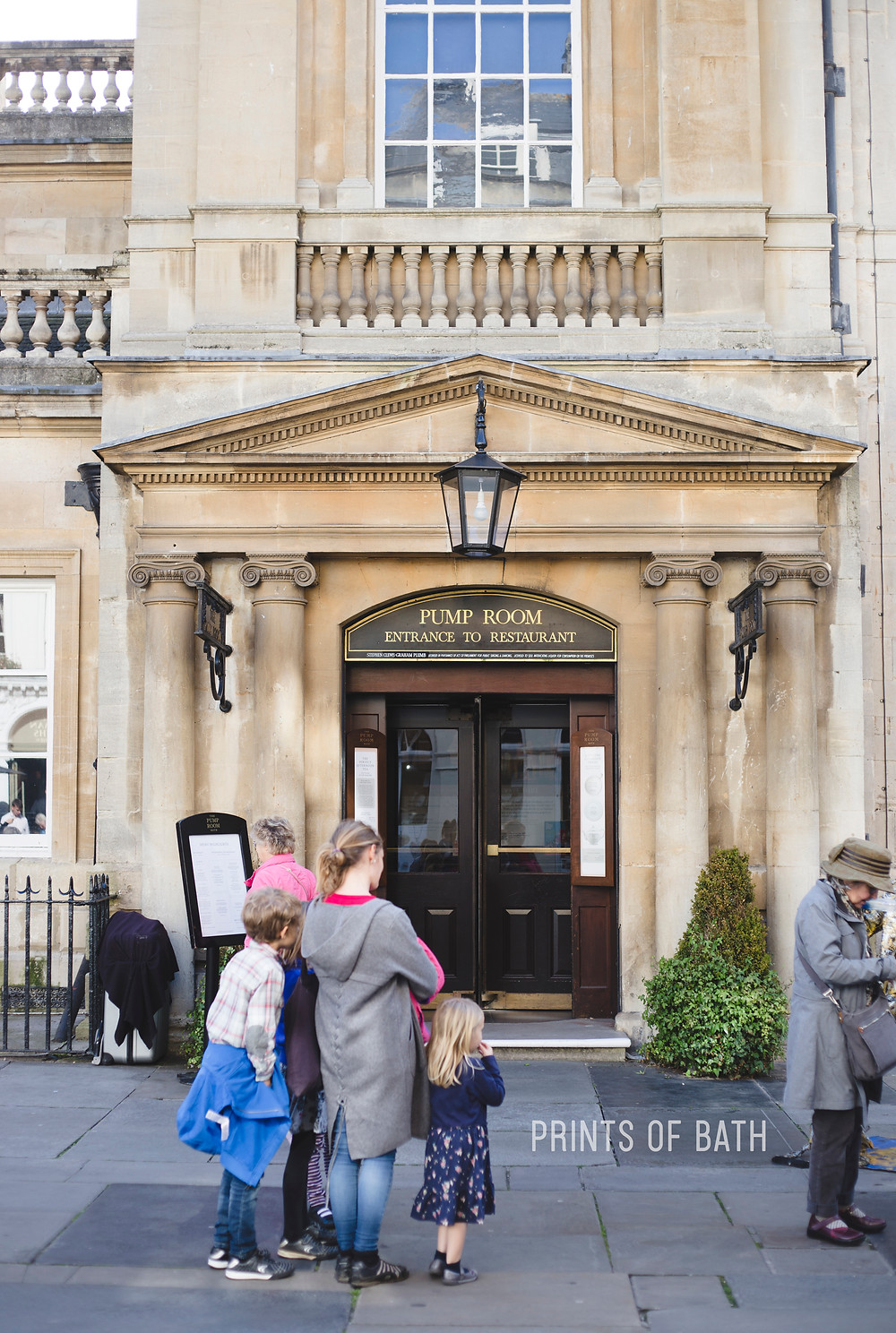 architecture, pump room, sign, england, britain, bath, georgian, roman, victorian, afternoon, tea, jane austen