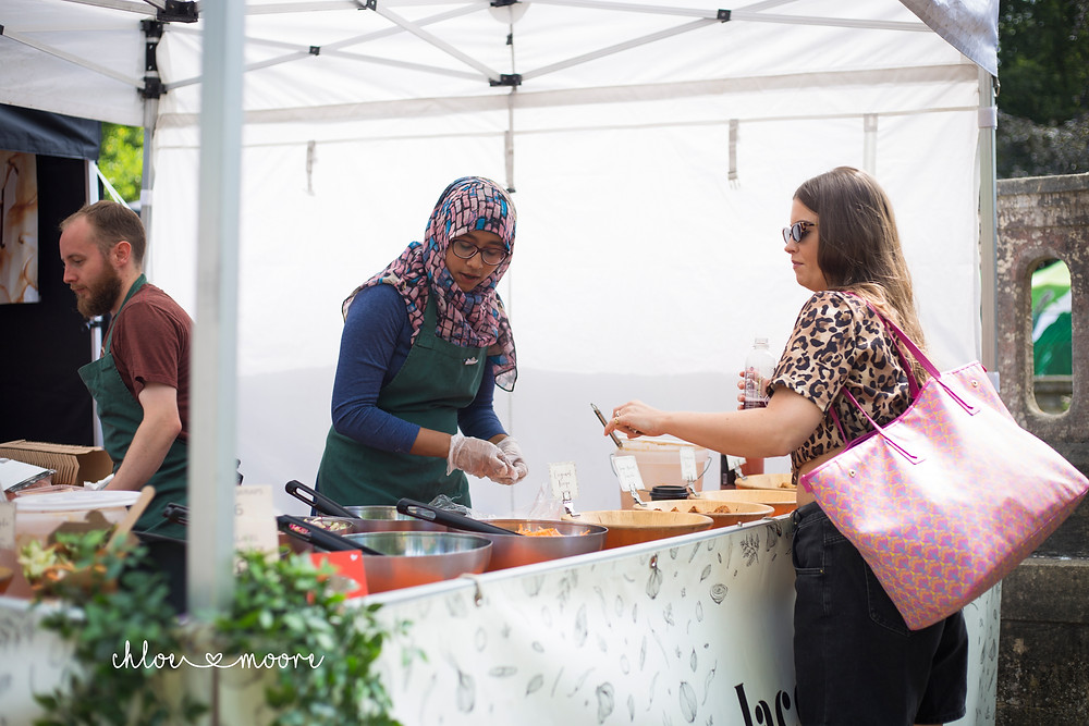 Bath carnival 2018 food trader