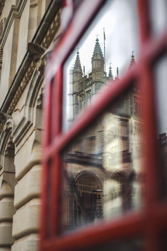 Bath Abbey Abstract