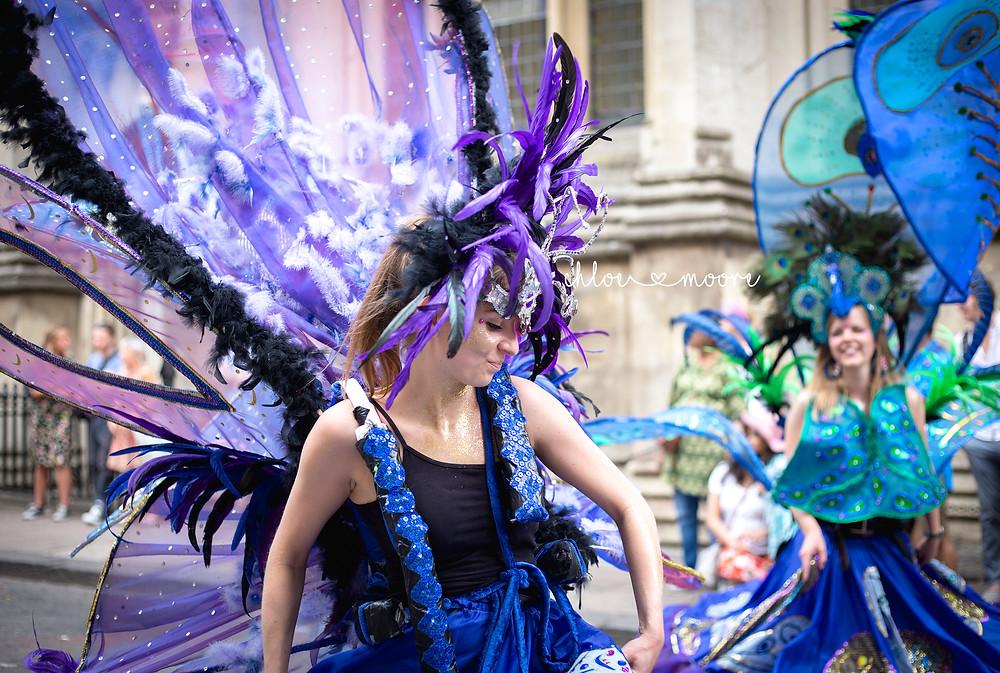 Bath Carnival 2018, pride, LGBT+ rainbow flag, Festival. Super Pirates