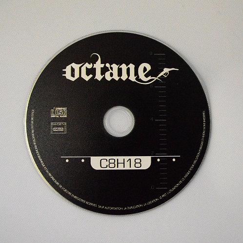 CD    C8 H18