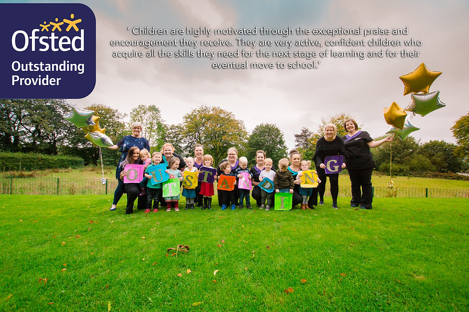 Lakeview Children's Nursery Ofsted Outstanding