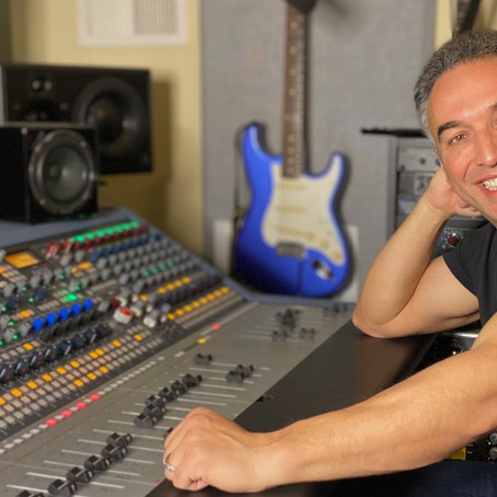 The Award-Winning Neve® 8424 Console Brings Added Flexibility To Mike Smith's Workflow