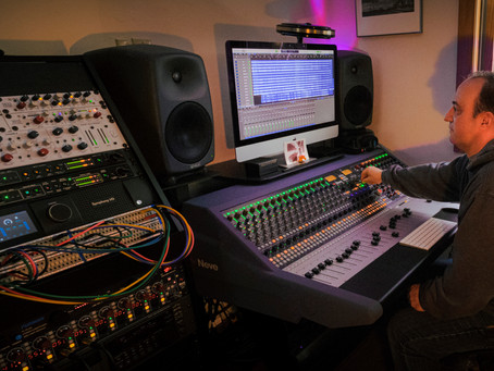 Producer/Artist Thomas Statnick Invests in a Neve® 8424 Console