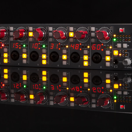 Neve Gives Its Classic 1073® A Thoroughly Modern Twist