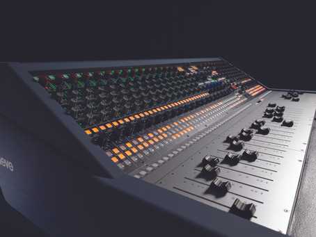 Introducing the Neve® 8424 Console – A Modern Console Designed For Today's Connected Workflows