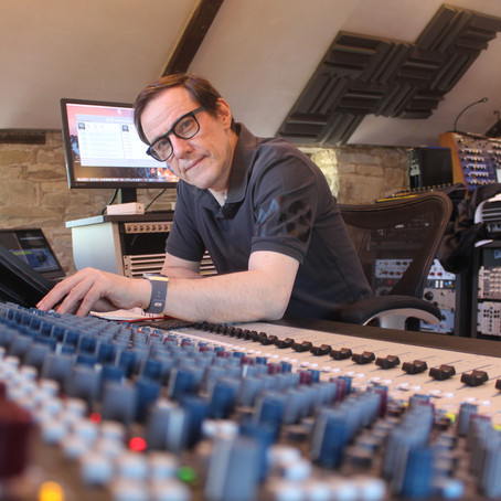 Stephen Morris Transforms His Home Studio with the Genesys G48