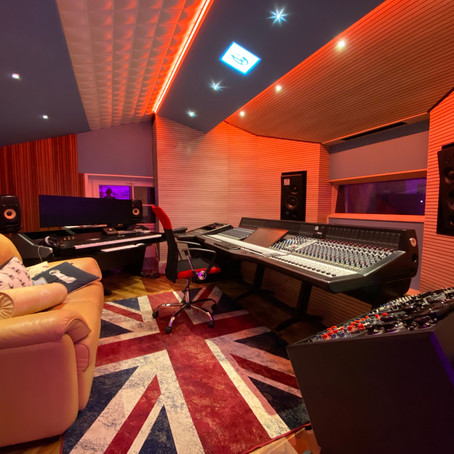 Gabriele Ferrini Realises His Dreams By Expanding His Neve®Genesys Black Console
