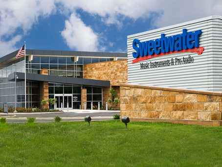 AMS Neve Appoints Sweetwater Sound To Its US Dealer Network