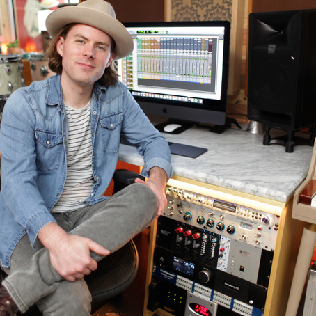 The Well Pennies Embrace Classic Neve Sound By Adding 1073LB Preamps To Their 500 Series Rack