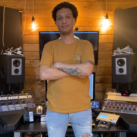 Rony Feliz Buys A Neve 1073OPX Mic Pre AMP For His New Studio