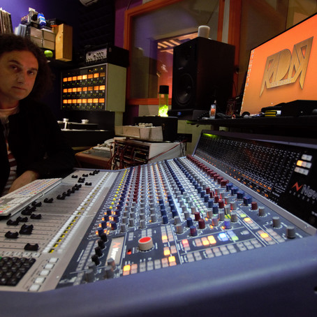 Neve® Genesys Helps Radar Sounds Stays True To Its Analogue Roots